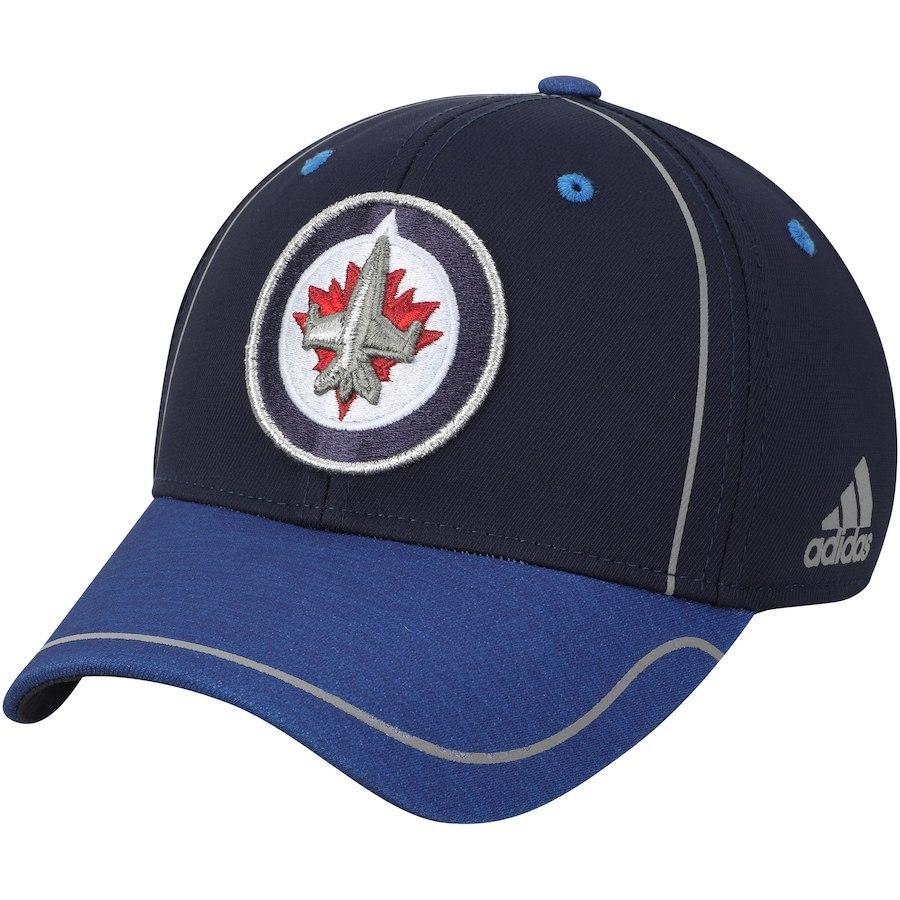 online retailer 5e4e4 2ae86 Winnipeg Jets Cap, Adidas