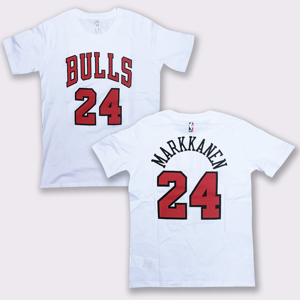 on sale 0bacd efd15 Chicago Bulls Lauri Markkanen t-shirt, Youth