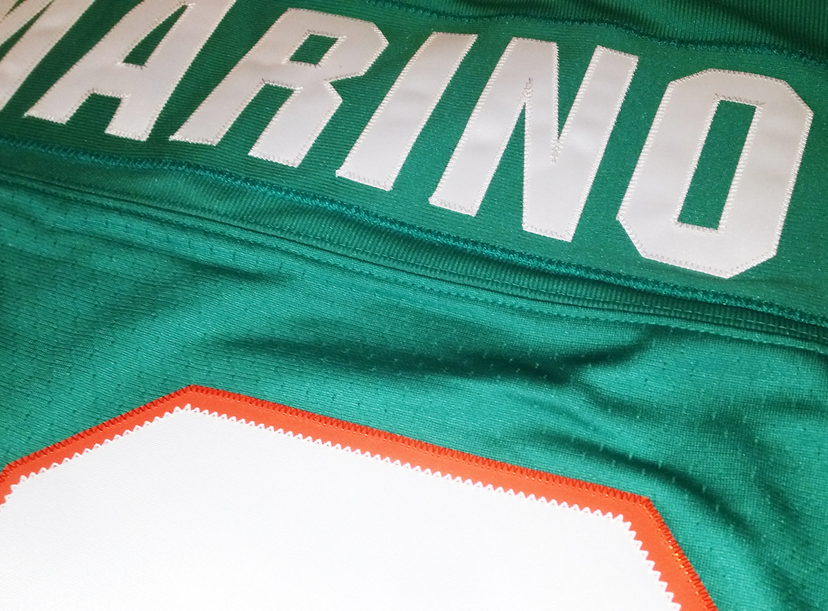 518ba3fe950 ... Mitchell & Ness; Miami Dolphins Dan Marino 1984 Replica Jersey, ...