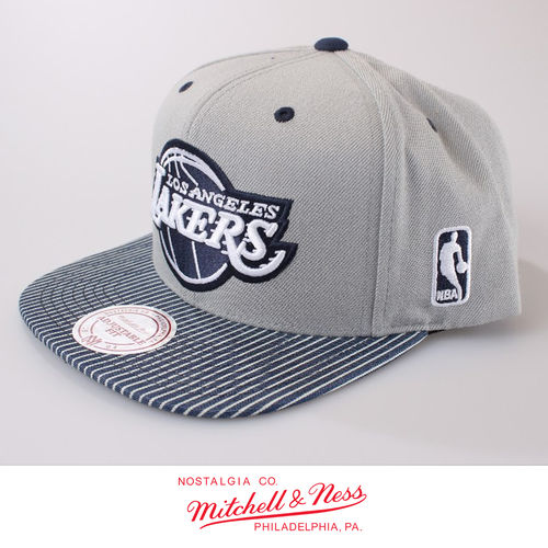 Los Angeles Lakers Snapback -lippis, Mitchell & Ness