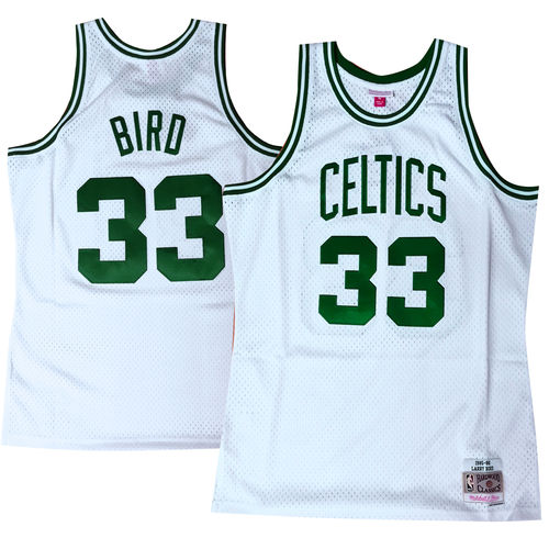 Boston Celtics Larry Bird Swingman -pelipaita