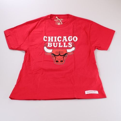 Chicago Bulls t-paita, Mitchell & Ness