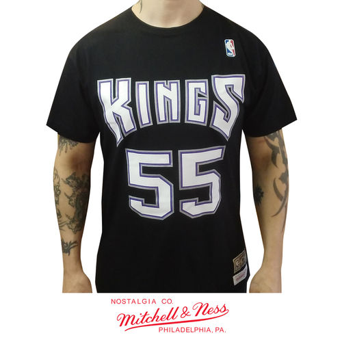 Sacramento Kings Jason Williams t-paita, Mitchell & Ness