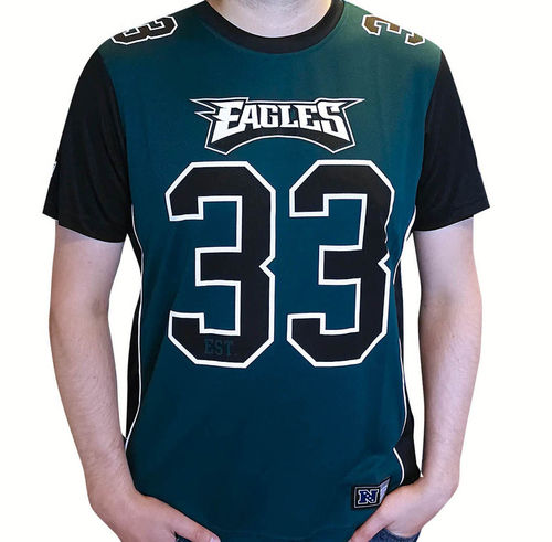 Philadelphia Eagles Mesh Jersey Shirt