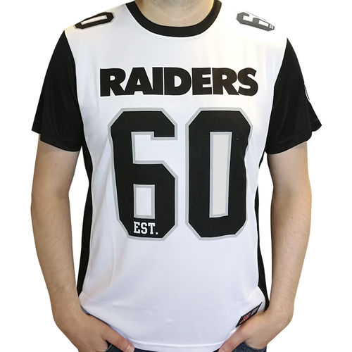 Oakland Raiders Mesh Jersey Shirt