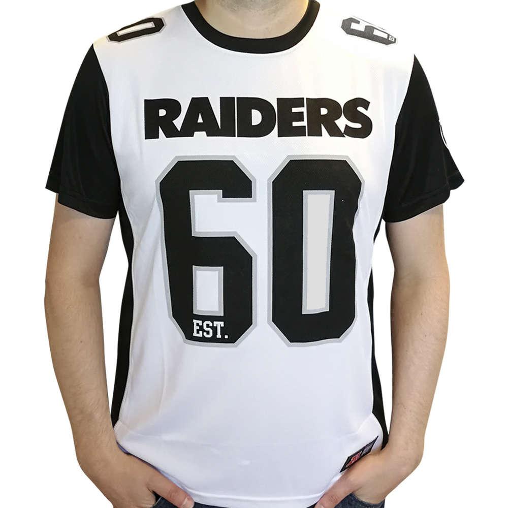 Oakland Raiders Poly Mesh Jersey Shirt - Finaali.net b6571b62e