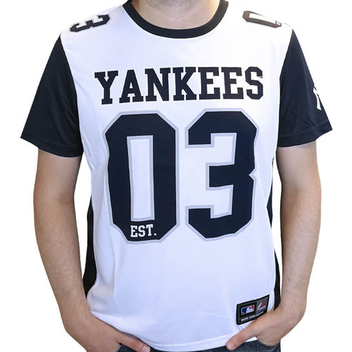 New York Yankees Mesh Jersey Shirt