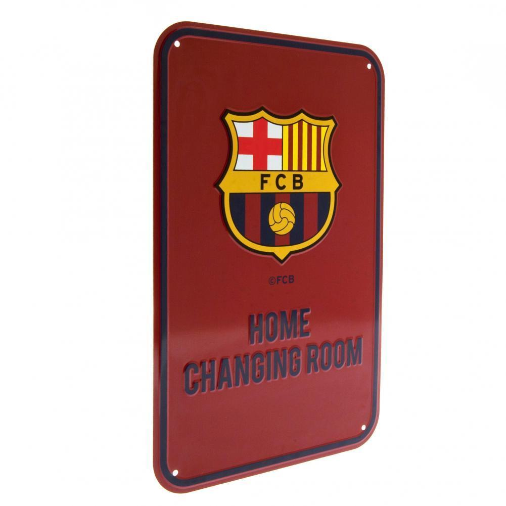 F.C. Barcelona Home Changing Room Kyltti