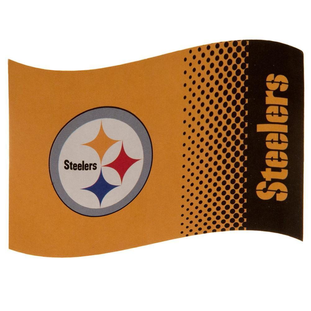Pittsburgh Steelers Flag FD
