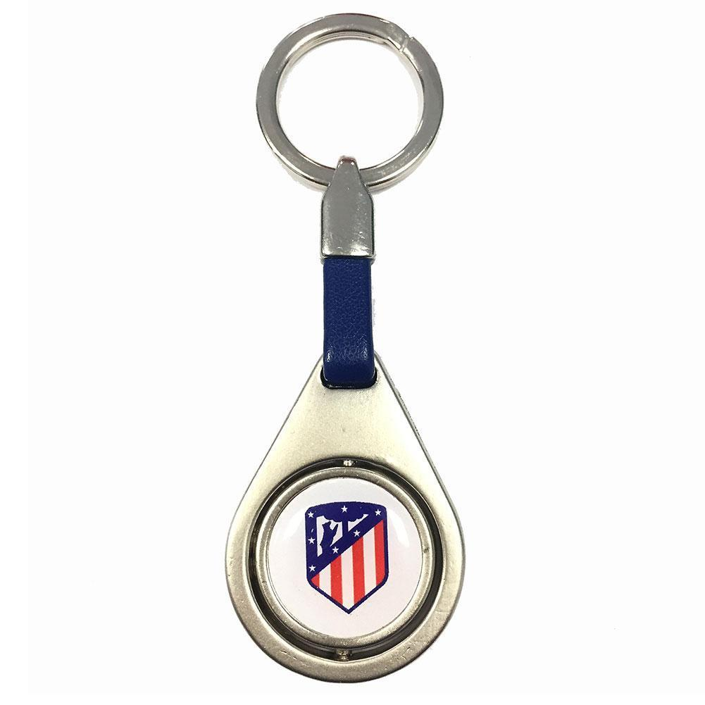 Atletico Madrid F.C. Spinner Avaimenperä BL