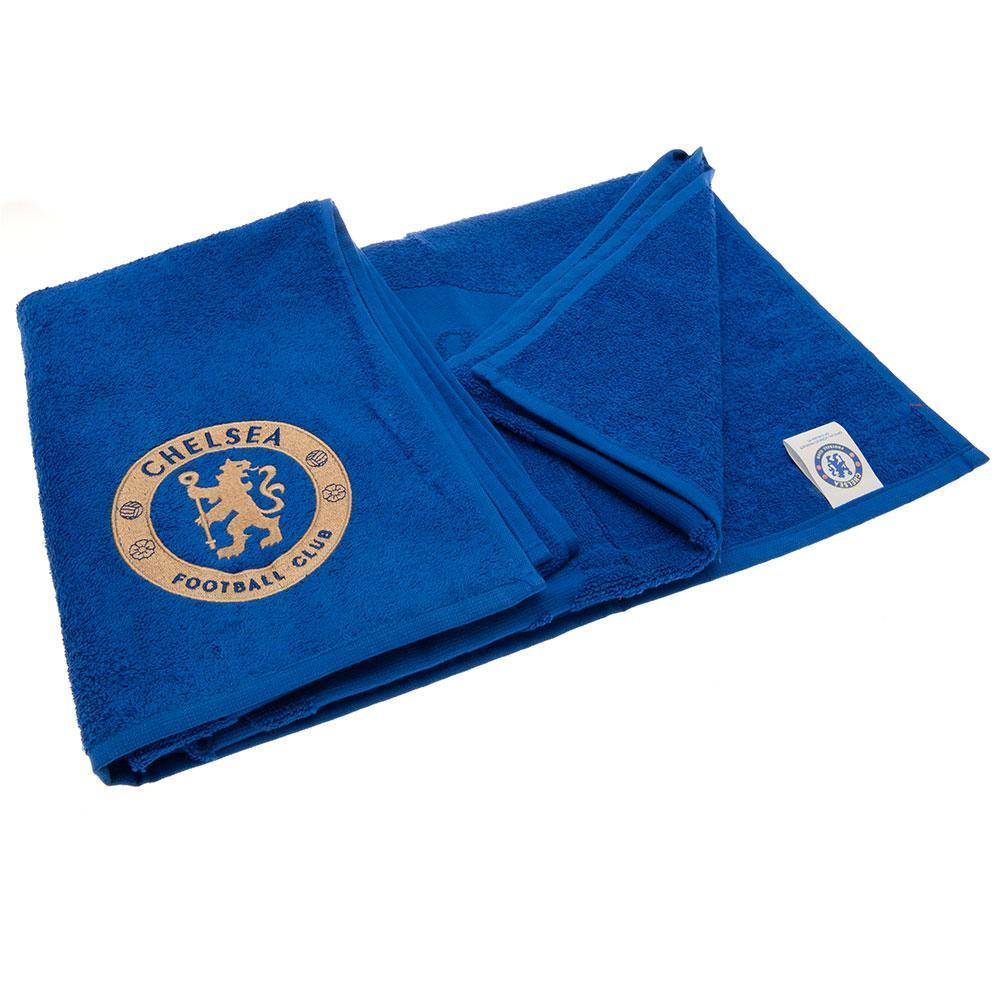 Chelsea F.C. Embroidered Towel