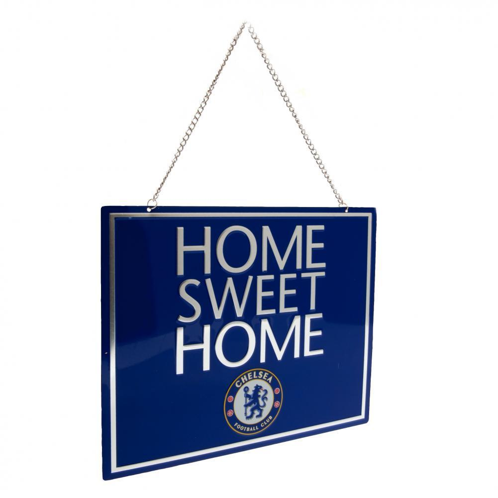 Chelsea F.C. Home Sweet Home Kyltti