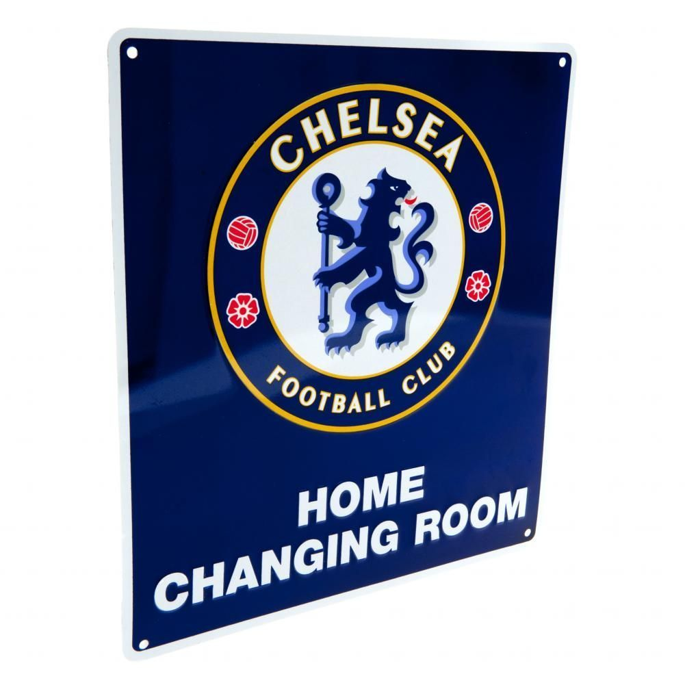 Chelsea F.C. Home Changing Room Kyltti