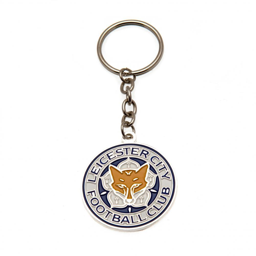 Leicester City F.C. Keyring Champions CR