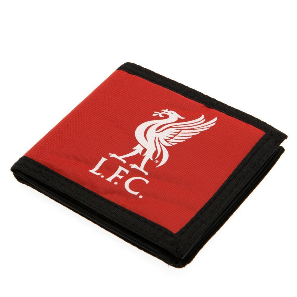 Liverpool F.C. Canvas Lompakko