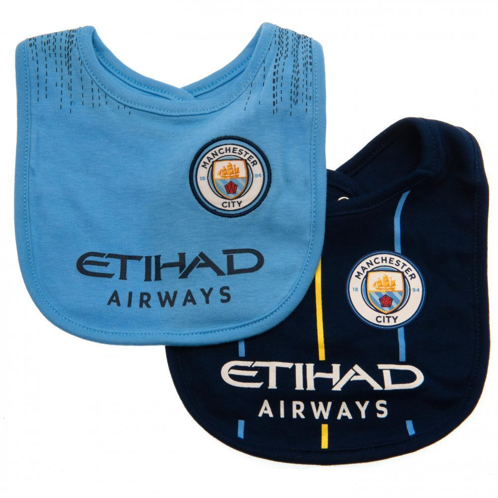 Manchester City F.C. 2 Pack Ruokalappu NV