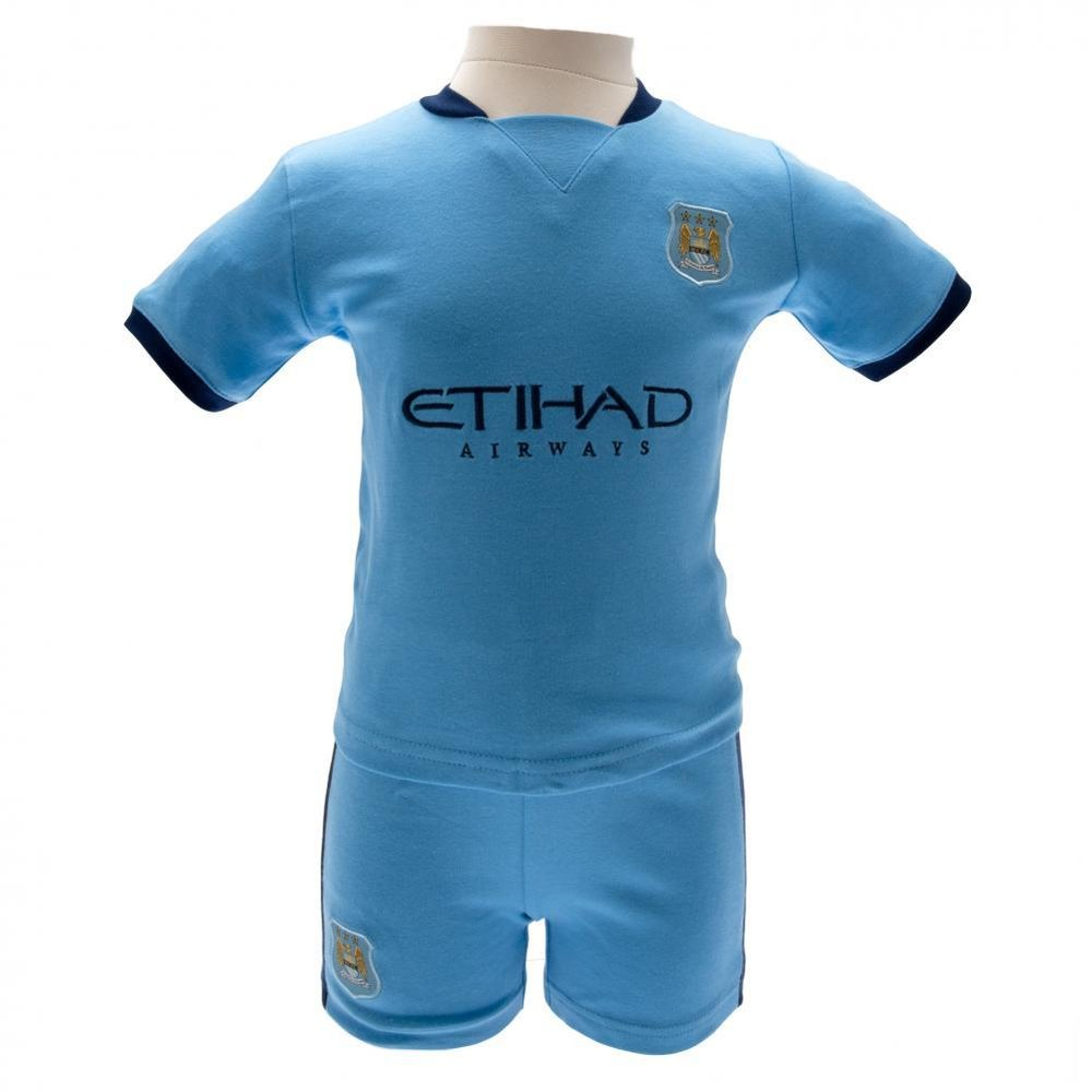 Manchester City F.C. Shirt   Short Set 3 6 mths - Finaali.net b065102d2f54