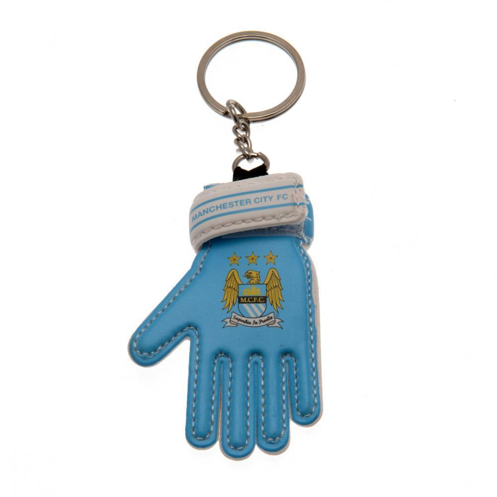 Manchester City F.C. Goalie Glove Avaimenperä