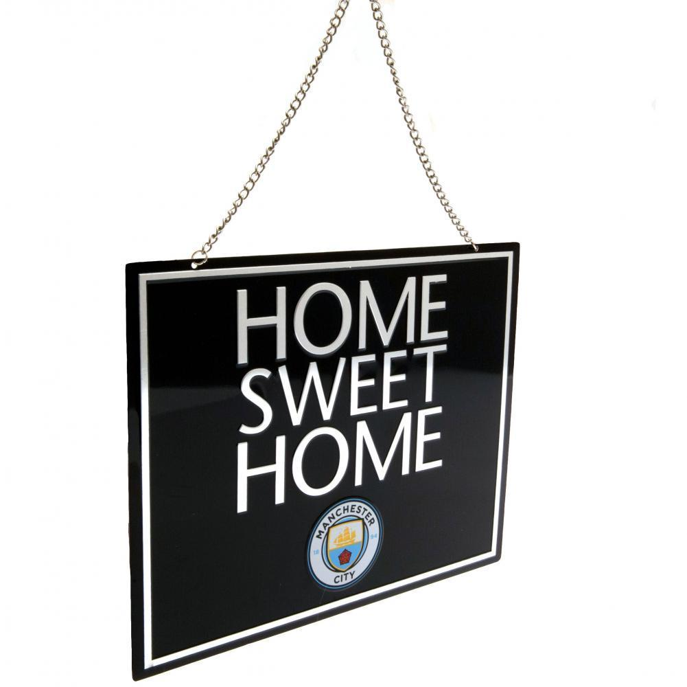 Manchester City F.C. Home Sweet Home Kyltti