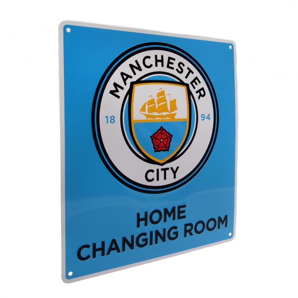Manchester City F.C. Home Changing Room Kyltti