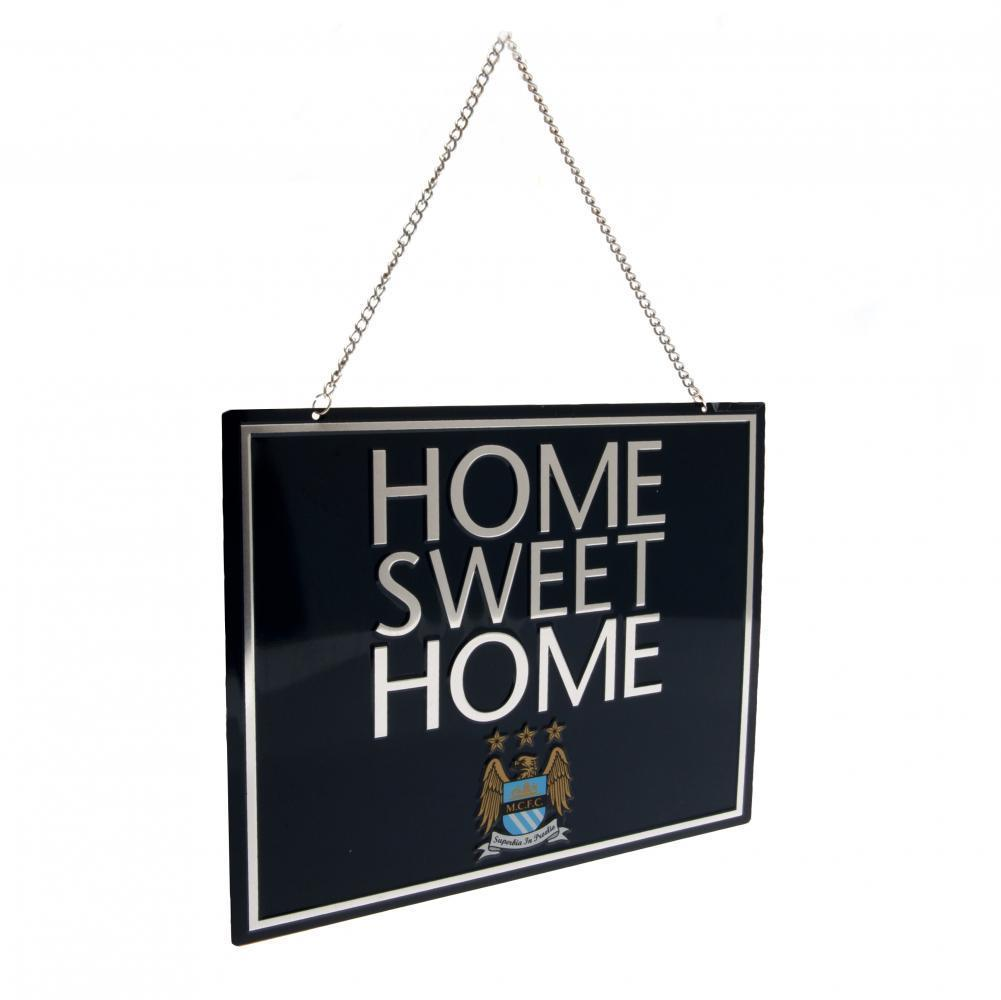 Manchester City F.C. Home Sweet Home Kyltti EC