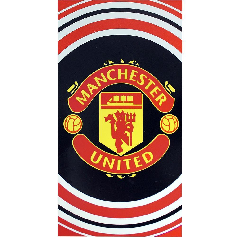 Manchester United F.C. Towel PL