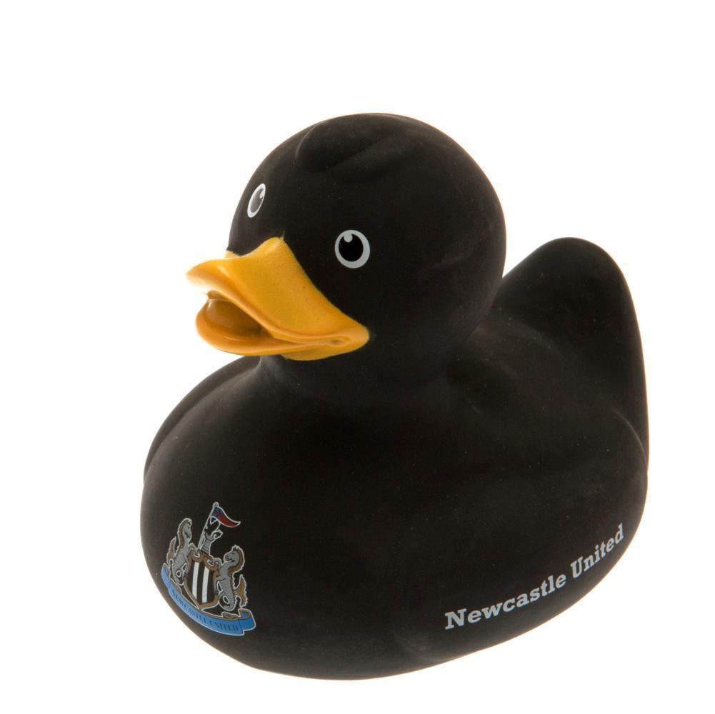 Newcastle United F.C. Bath Time Duck