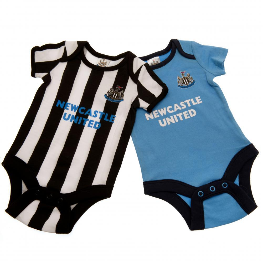 Newcastle United F.C. 2 Pack Body 12/18 kk ST