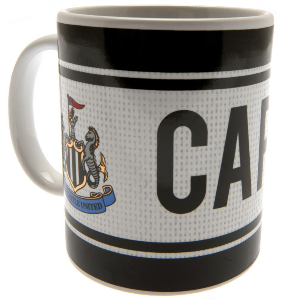 Newcastle United F.C. Mug CP