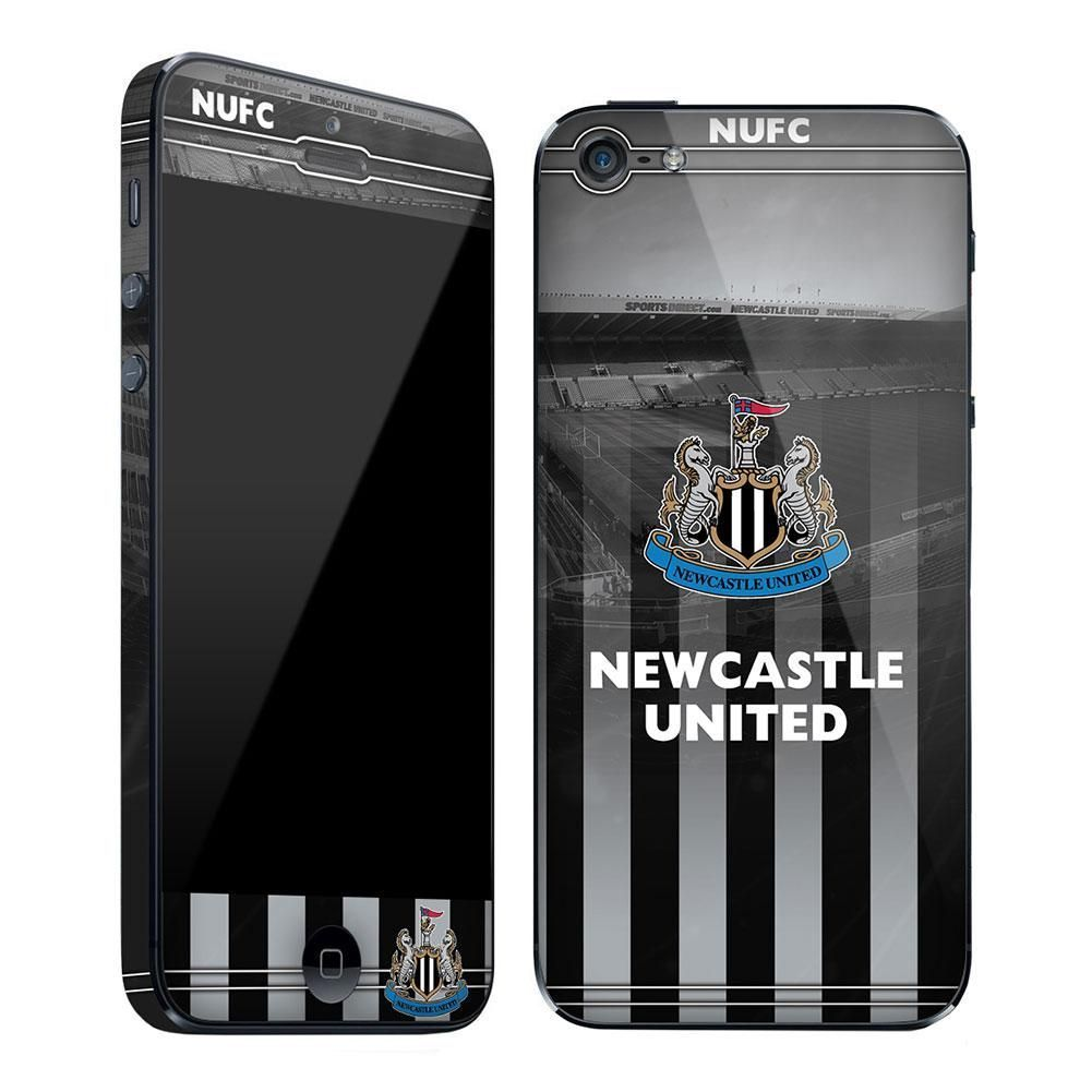 Newcastle United F.C. iPhone 5 Skin