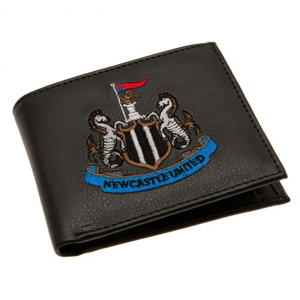 Newcastle United F.C. Embroidered Wallet