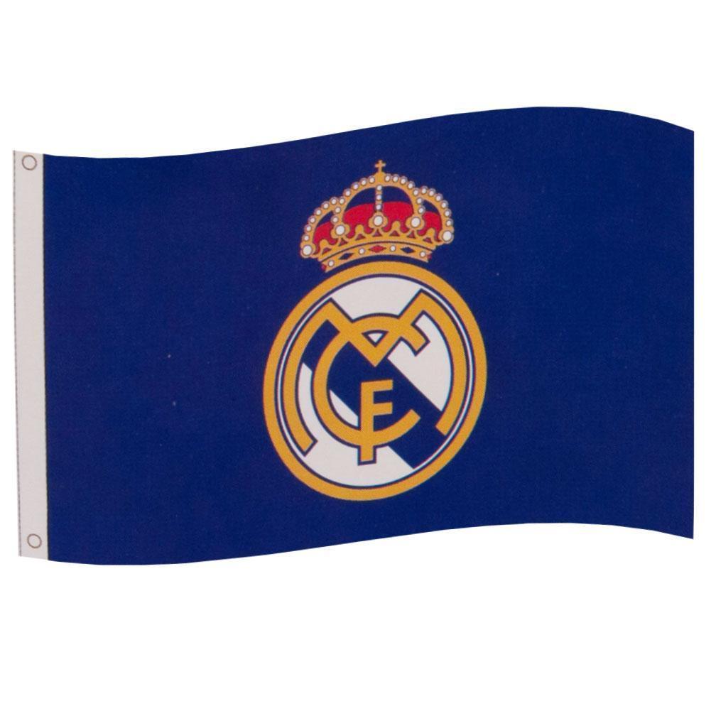 реал мадрид флаг фото