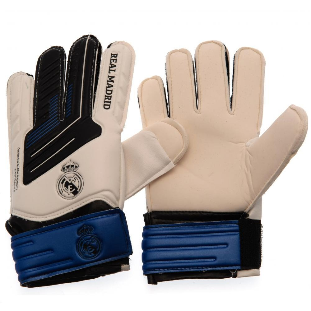 new products 90d28 aef11 Real Madrid F.C. Goalkeeper Gloves Kids
