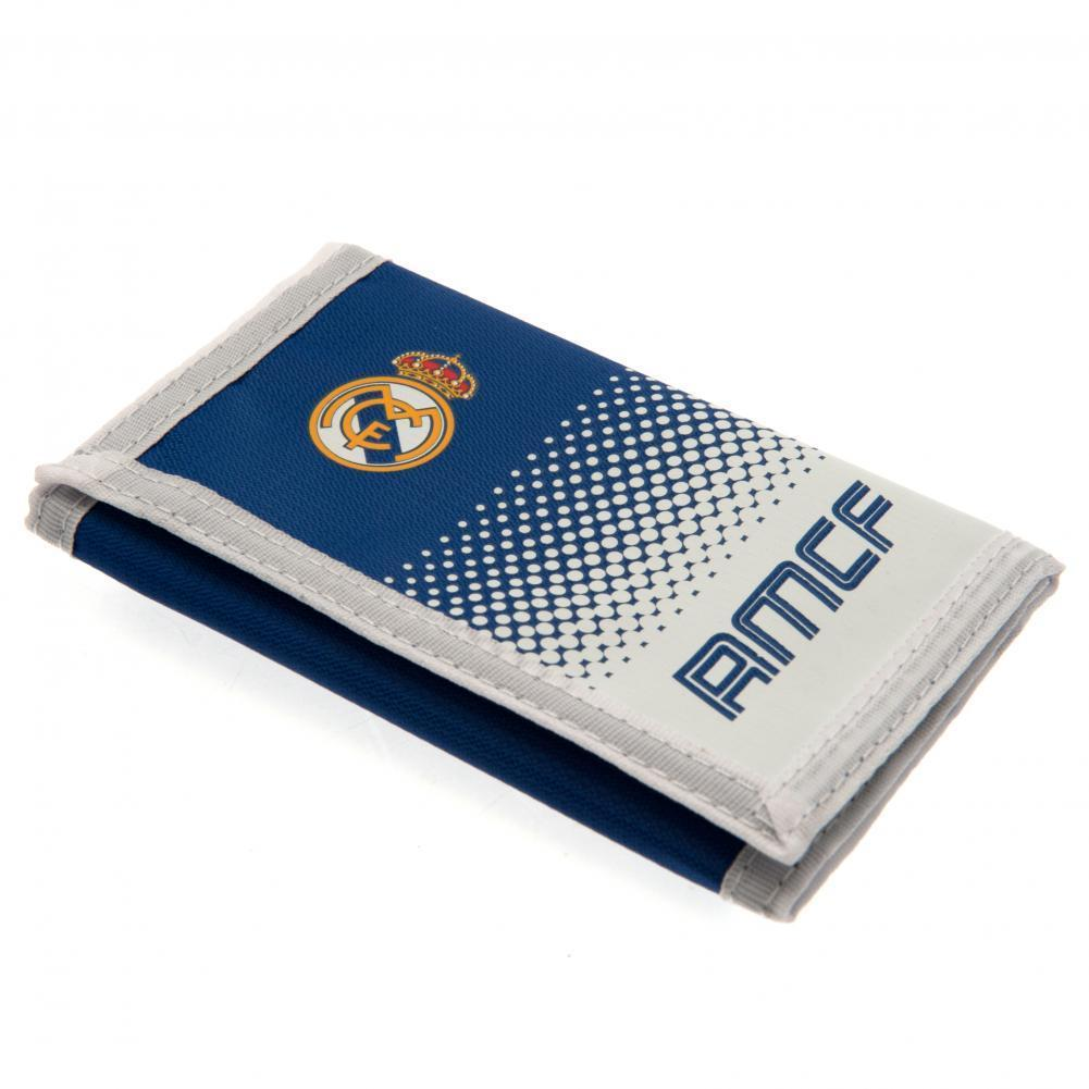 Real Madrid F.C. Nylon Lompakko