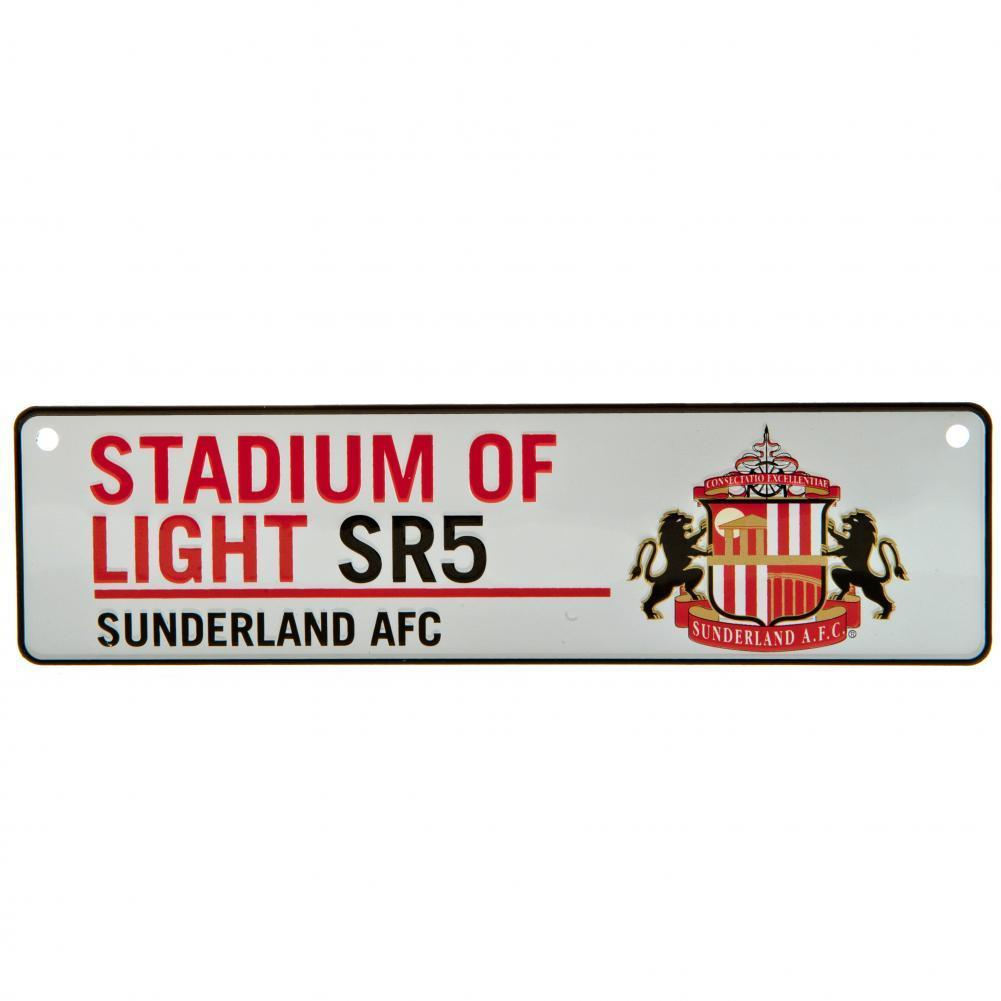 Sunderland A.F.C. Window Kyltti