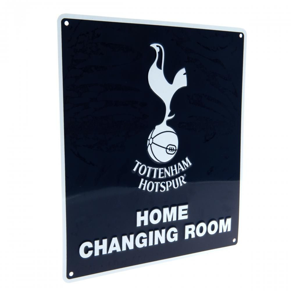 Tottenham Hotspur F.C. Home Changing Room Kyltti
