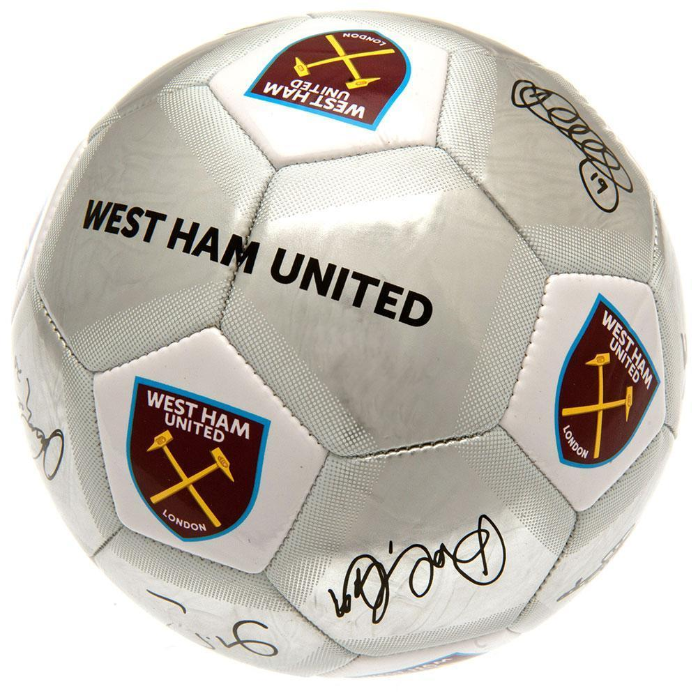 West Ham United F.C. Jalkapallo Signature SV