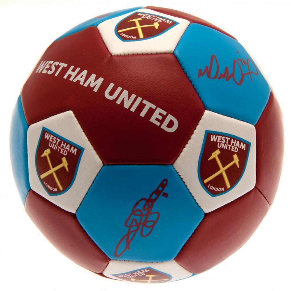 West Ham United F.C. Nuskin Jalkapallo Size 3