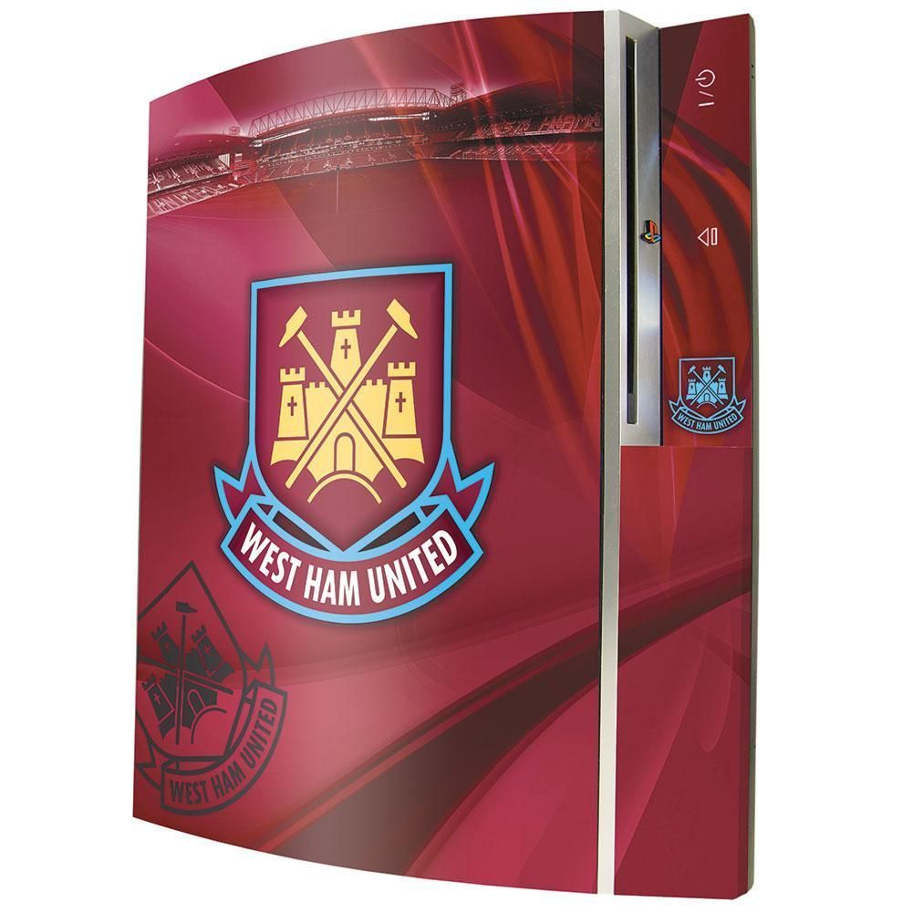 West Ham United F.C. PS3 Console Skin