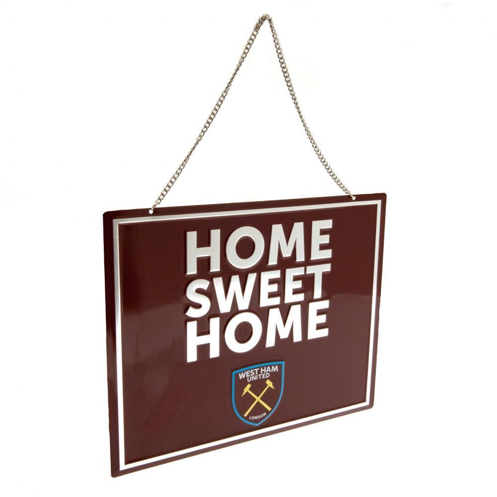 West Ham United F.C. Home Sweet Home Kyltti