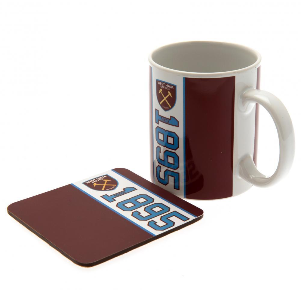 West Ham United F.C. Muki & Lasinalunen Set