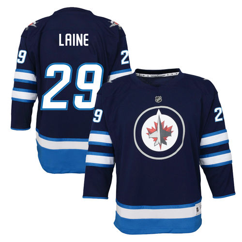 Winnipeg Jets Laine-pelipaita, Youth