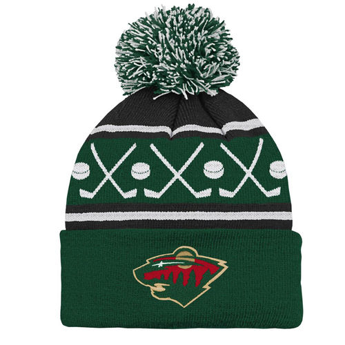 Minnesota Wild -pipo, Youth
