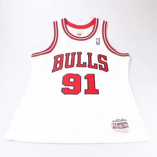 Chicago Bulls Swingman Jersey