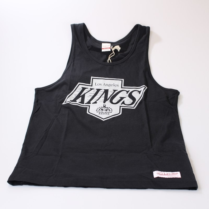 Los Angeles Kings Team Logo Tank Top
