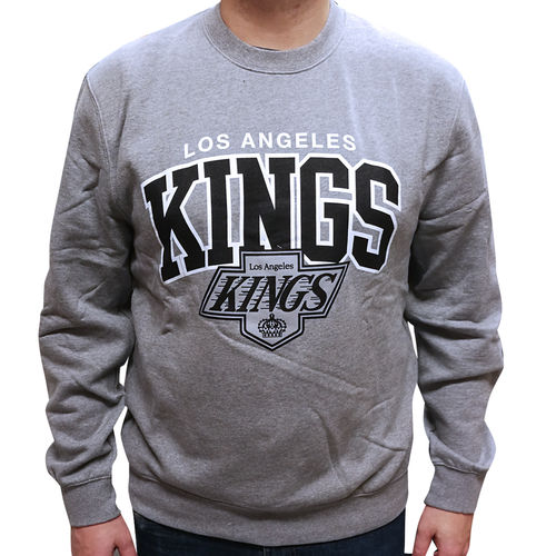Los Angeles Kings Team Arch Crewneck
