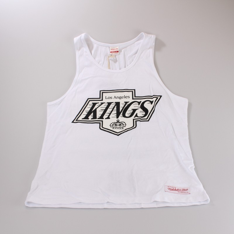Los Angeles Kings Black & White Tank Top