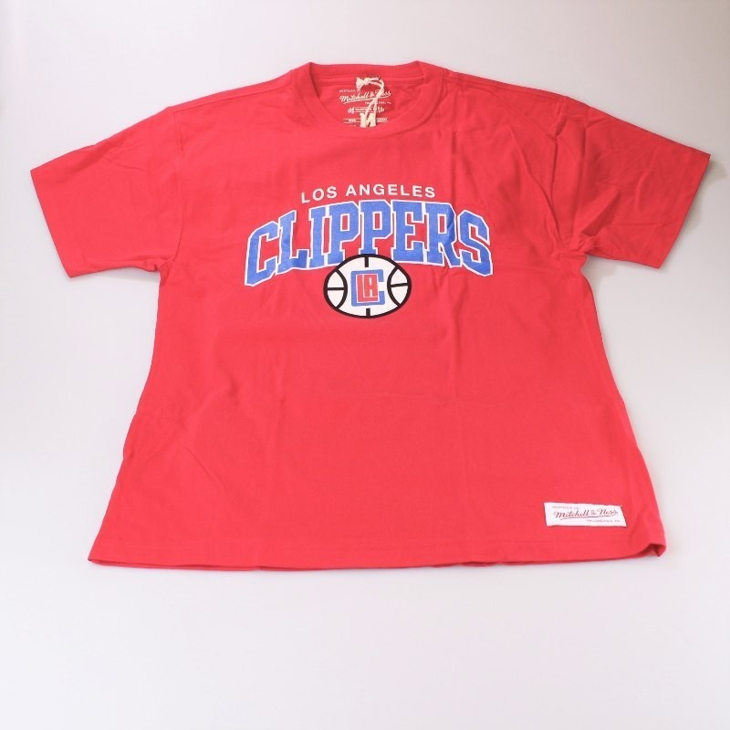 Los Angeles Clippers Team Arch T-Shirt