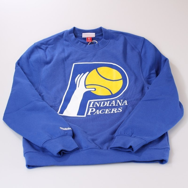 Indiana Pacers Logo Crewnweck