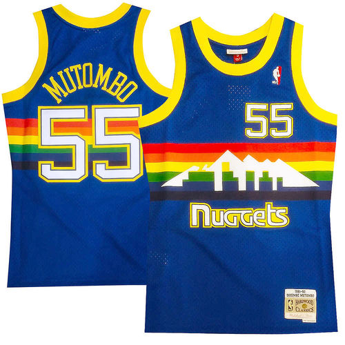 Denver Nuggets Swingman Jersey
